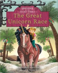 Unicorns of the Secret Stable No. 8: The Great Unicorn Race