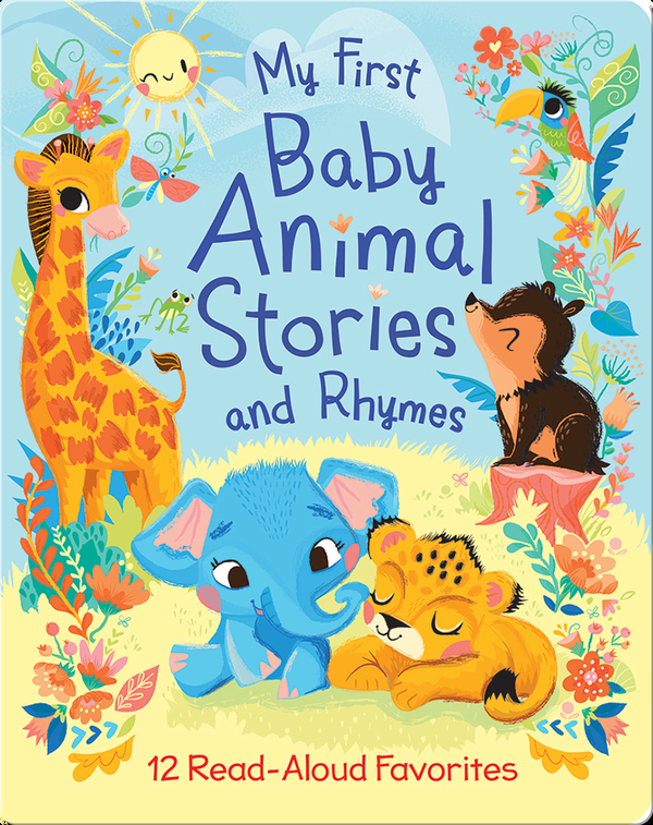 My First Baby Animal Stories