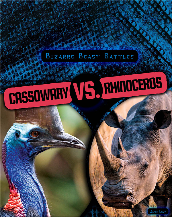 Bizarre Beast Battles: Cassowary vs. Rhinoceros