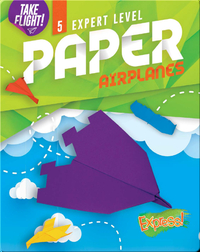 Take Flight!: Expert Level Paper Airplanes