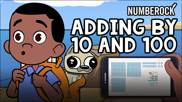 Adding by 10 and 100