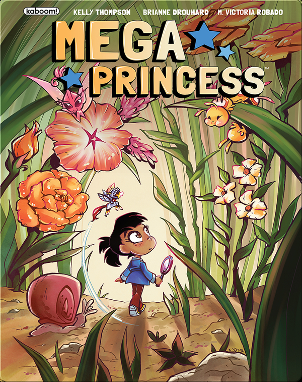 Mega Princess No.2
