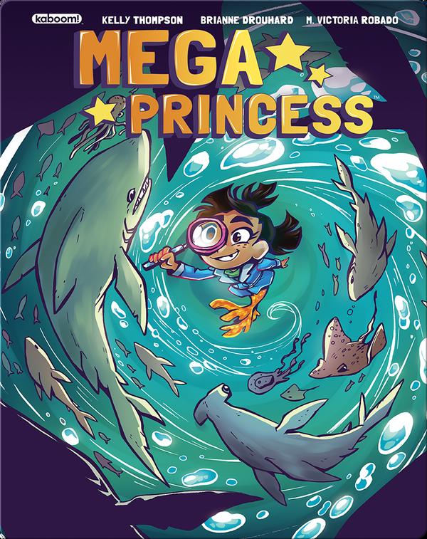 Mega Princess No.3