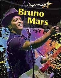 Bruno Mars (Superstars!)