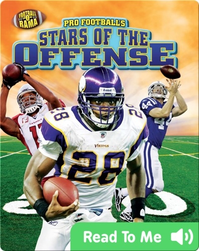 Pro Football's Stars of the Offense