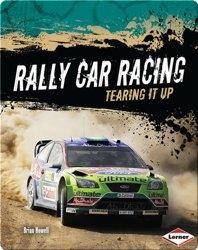 Rally Car Racing: Tearing it Up