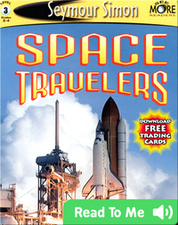 Space Travelers (SeyMore Readers)