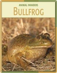 Animal Invaders: Bullfrog
