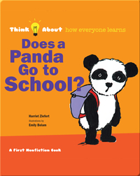 Does A Panda Go To School