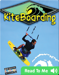 Action Sports: Kiteboarding