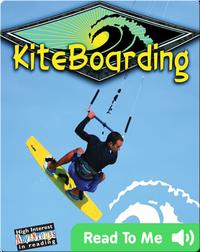 Action Sports: Kiteboarding