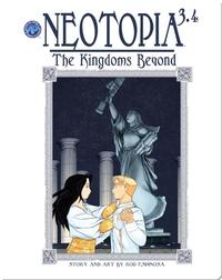 Neotopia Volume 3:The Kingdoms Beyond #4