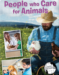People Who Care For Animals