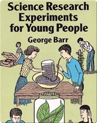 Science Research Experiments For Young People