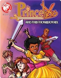 Princeless Short Stories for Warrior Women #1
