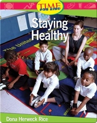 Staying Healthy: Upper Emergent (Nonfiction Readers)