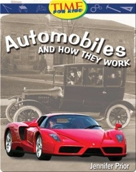 Automobiles and How They Work: Fluent (Nonfiction Readers)