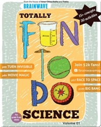 DIY Book #1: Play with Science