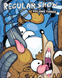 Regular Show Vol. #3