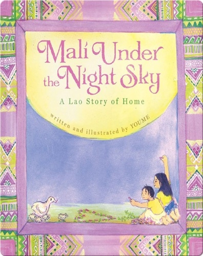 Mali Under the Night Sky