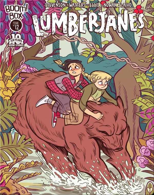 Lumberjanes #12