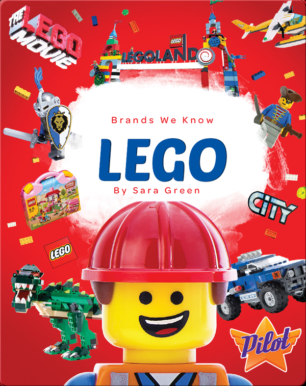 Brands We Know: Lego