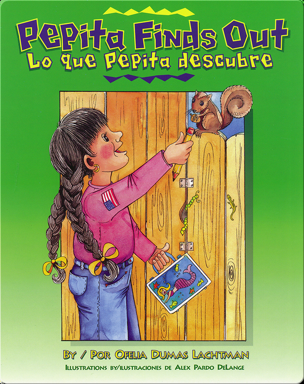 Pepita Finds Out / Lo que Pepita descubre