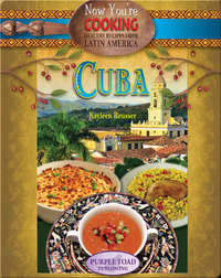Now You're Cooking: Cuba