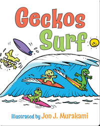 Geckos Surf