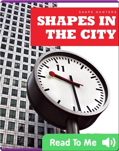 Shape Hunters: Shapes in the City