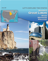 Western Great Lakes: Illinois, Minnesota, Wisconsin