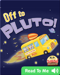 Off to Pluto!