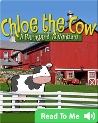 Chloe the Cow