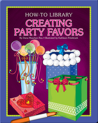 Creating Party Favors