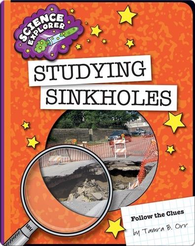 Studying Sinkholes
