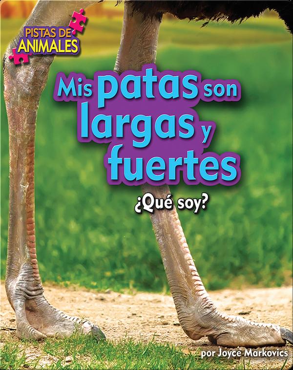 Mis patas son largas y fuertes (legs)