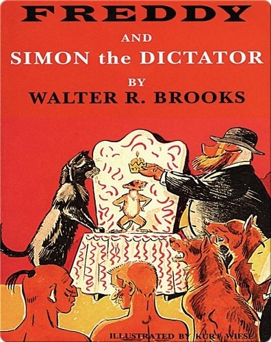 Freddy #24: Freddy and Simon the Dictator