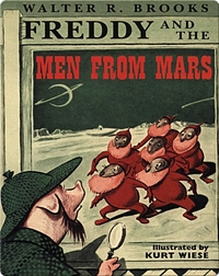 Freddy #22: Freddy and the Men from Mars
