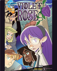 Violet Rose #1