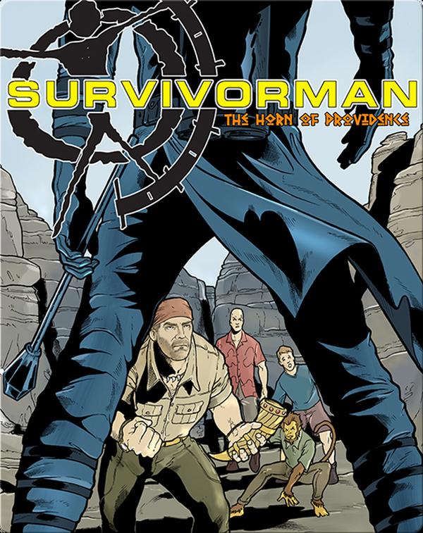 Les Stroud: Survivorman: The Horn of Providence 4