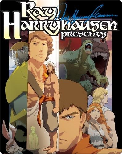 Ray Harryhausen Presents: Fairy Tales