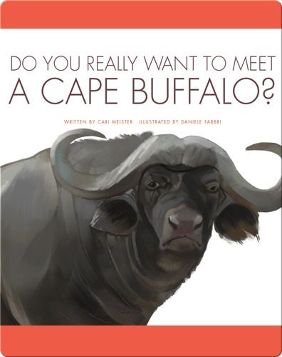 Do You Really Want To Meet A Cape Buffalo?