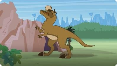 I'm a Giganotosaurus