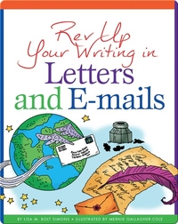 Rev Up Your Writing in Letter and E-mails