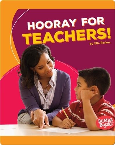 Hooray for Teachers!