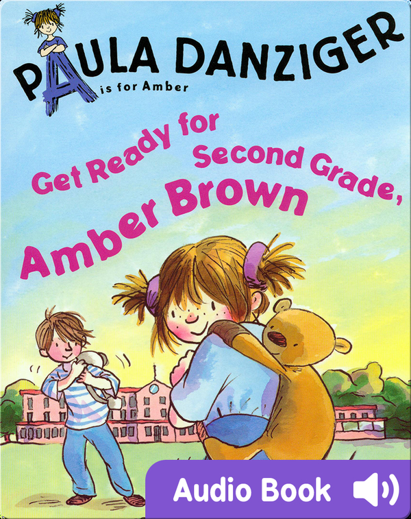 Get Ready for 2nd Grade, Amber Brown
