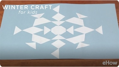 Simple Winter Crafts for Kids