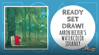 Ready Set Draw | Aaron Becker's Watercolor Journey