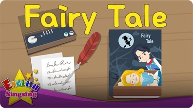 Kids vocabulary: Fairy Tale - Story of the Princess