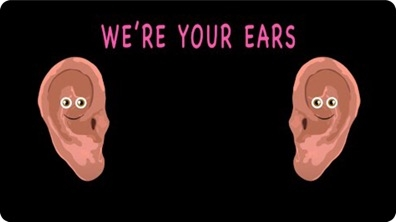 The Human Body for Kids / Ear Song